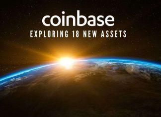 Coinbase listing news