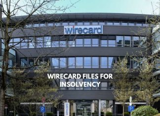 Wirecard Files for insolvency