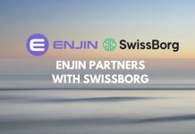 Enjin partners with Swissborg