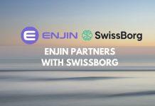 Enjin partners with Swissborg