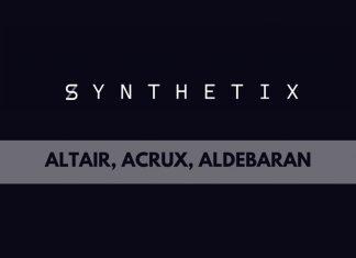 synthetix altair, acrux, aldebaran