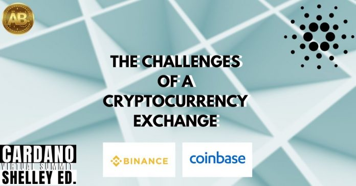 Challenges Of A Cryptocurrency Exchange