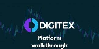 Digitex Futures Platform Walkthrough