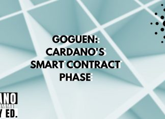 Understanding Goguen: Cardano's Smart Contract Phase
