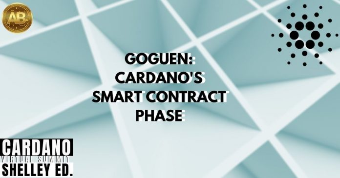 Understanding Goguen: Cardano's Smart Contract Phase
