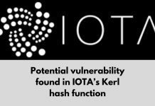 Potential Vulnerability Found in IOTA's Kerl Hash Function