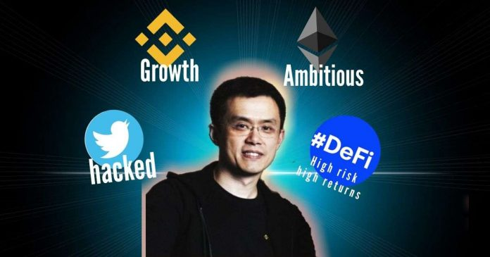 Binance CEO Reacts to the Twitter Hack