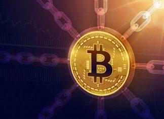 Bitcoin chart with bitcoin supply