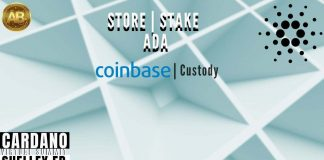 Coinbase Custody to support Ada staking