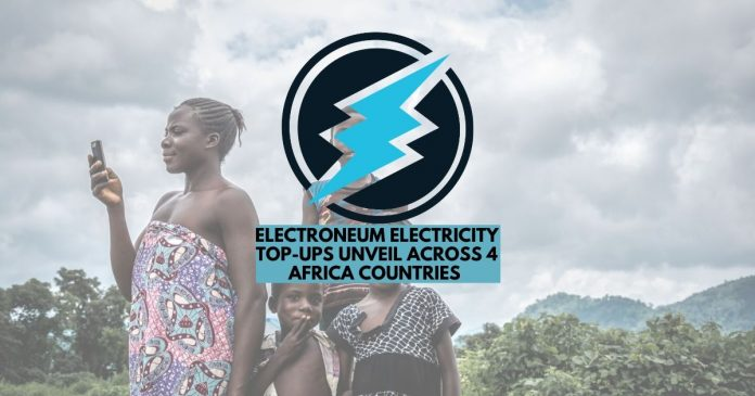 Electroneum electricity