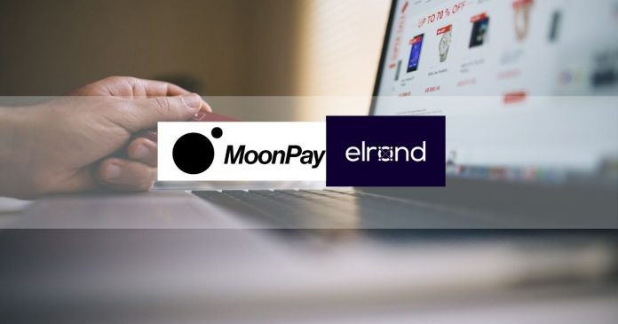 Elrond Partners with MoonPay