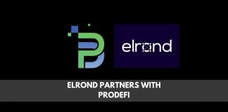 Elrond partners with Prodefi