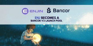 Enjin becomes a Bancor V2 launch pool