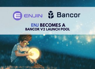 Enjin becomes a Bancor V2 launch pool
