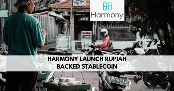 Harmony launch Rupiah backed stablecoin