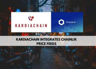 KardiaChain Integrates Chainlink price feeds