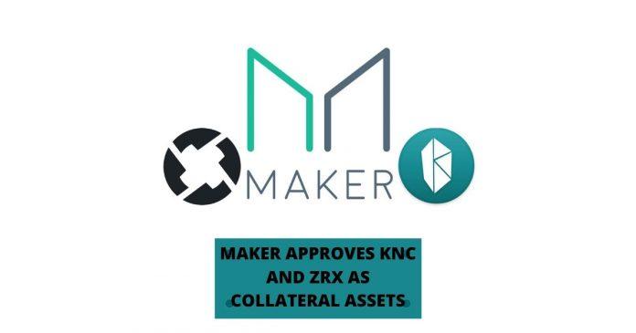Maker KNC ZRX