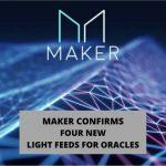 MakerDAO Confirms Four New Light Feeds for Oracles