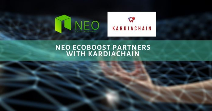 Neo EcoBoost Partners with KardiaChain