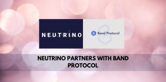 Neutrino partners with Band protocol
