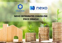 Nexo integrates Chainlink price oracle