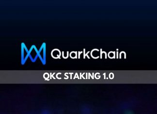 QuarkChain QKC staking 1.0