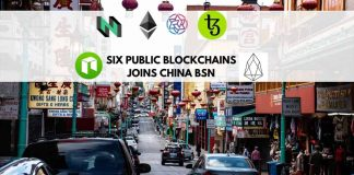 China blockchain Service Network (BSN)