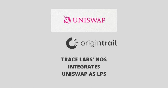 Trace Labs' nOS Uniswap