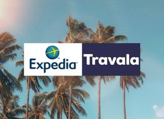 Travala.com Partners with Expedia