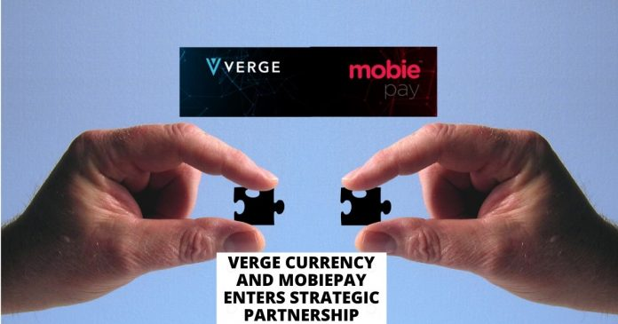 Verge Currency MobiePay