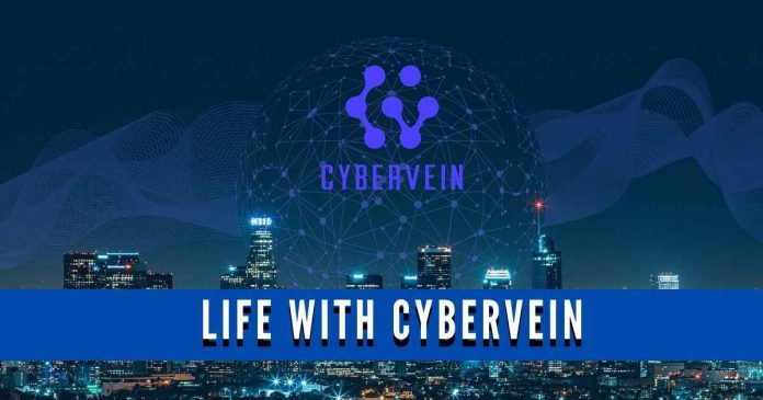 What Life would look like if CyberVein is adopted?