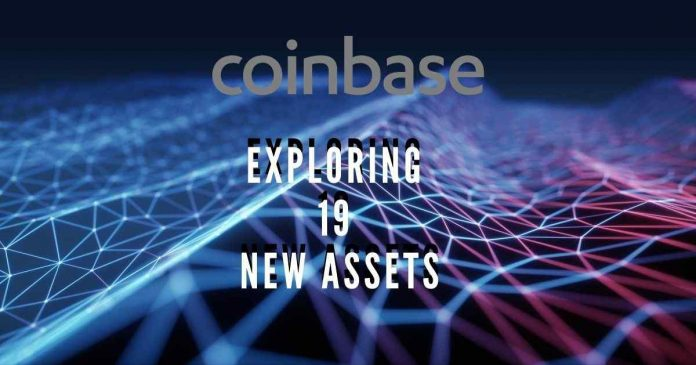 Coinbase explores new assets - DeFi rules