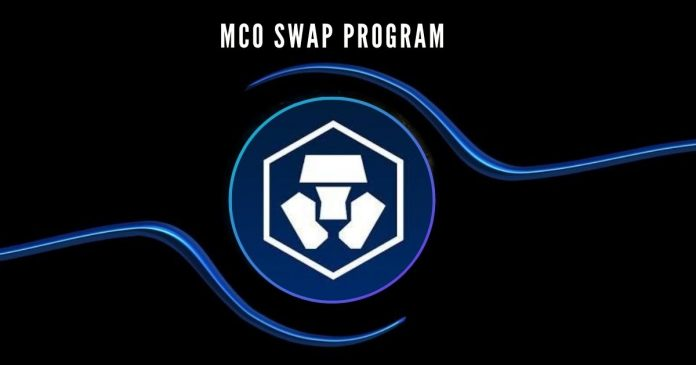 Crypto.com announces MCO Swap Program