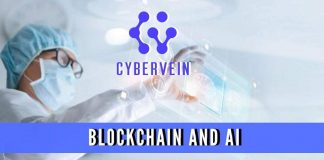 CyberVein(CVT) - Blockchain and AI Driving Medical Innovation