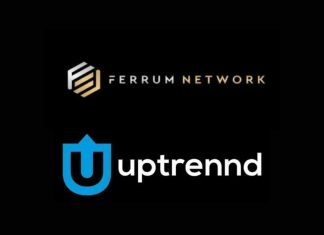 Ferrum Network Announce Partnership with Uptrennd