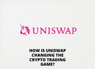 Uniswap cryptocurrency exchange