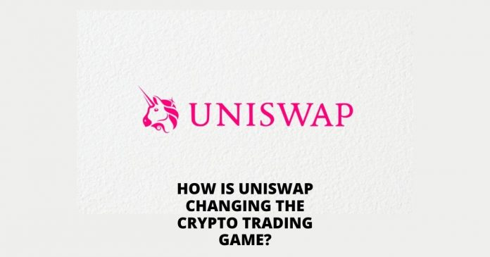 Uniswap cryptocurrency exchange