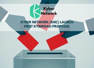 Kyber Network (KNC) launch first kyberdao proposal