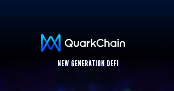 QuarkChain(QKC) building next generation DeFi