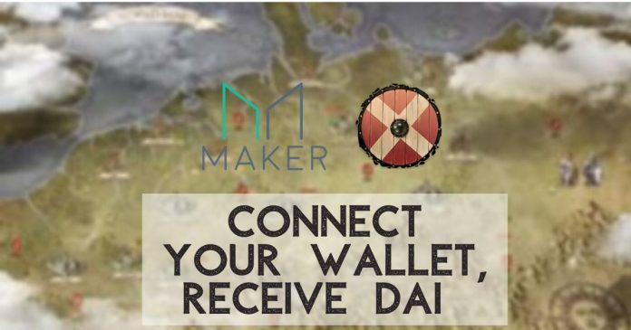 Blocklords Partners with Maker to Giveaway DAI