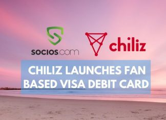 Chiliz Launches VISA Debit Card