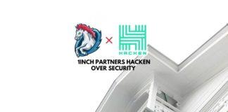 1inch Partners Hacken Over Security