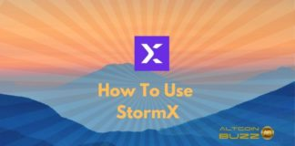 How to Use StormX