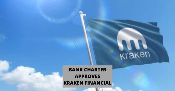 Kraken Financial får godkännande av bankcharter