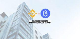 Binance US Lists Band Protocol (BAND)