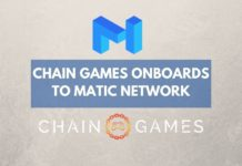 Chain Games Onboards to Matic Network