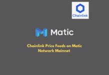 Matic Network Integrates Chainlink Price Feeds