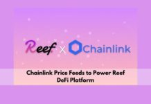 Reef Integrates Chainlink Price Reference Data