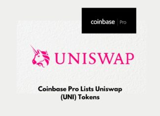 Coinbase Pro Lists Uniswap (UNI) Tokens