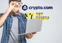 Crypto.com Adds 37 New Tokens to Its DeFi Wallet